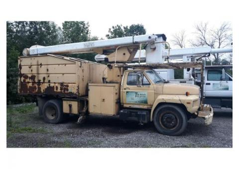 1986 FORD F700 For Sale