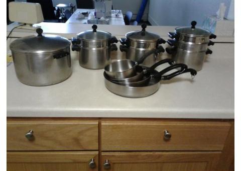 Faberware set