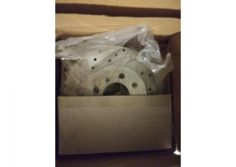 New 99 Honda Civic rotors