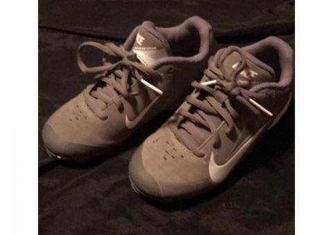 Boys Nike baseball cleats