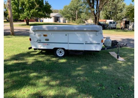 Pull Behind camper in good shape for sale