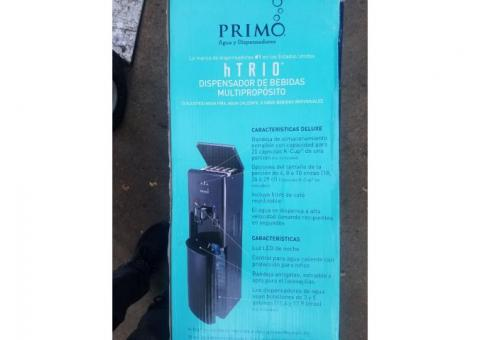 Primo htrio water/coffee dispenser