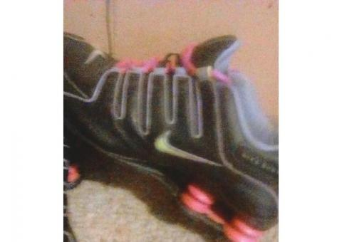 Nike Shocks size 5.5